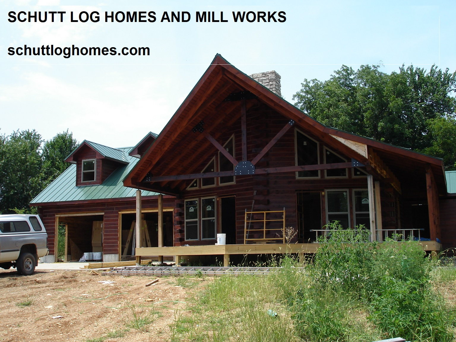 3 Bedroom Cabin Kit Chalet Lumber New Home House Kit 3